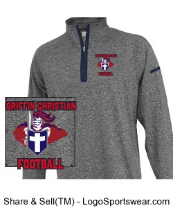 Crusader Football Jacket Design Zoom